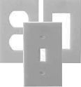 100-Pack Combo: 60 Outlet/30 Switch/10 Leviton-GFI Insulators